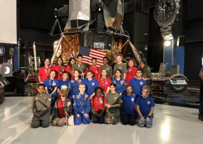Space Camp Class of 2019
