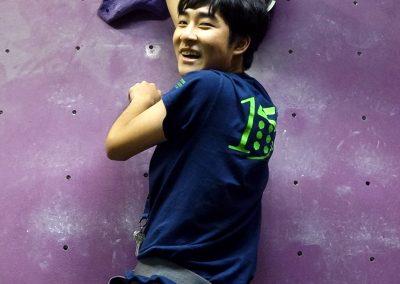 Sports Camp - Rock Climbing