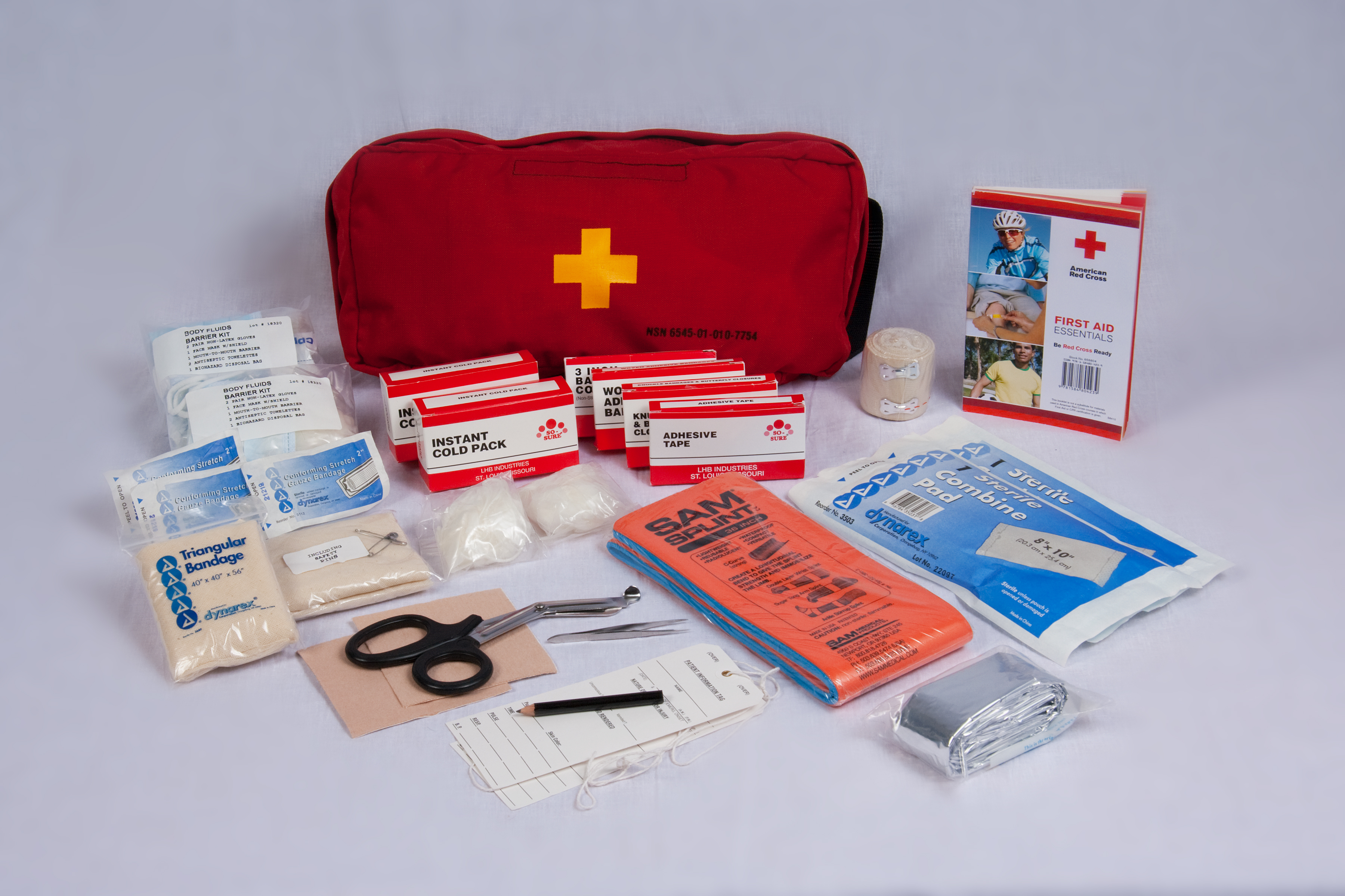 20 - 25 Person Industrial First Aid Kit - Type III