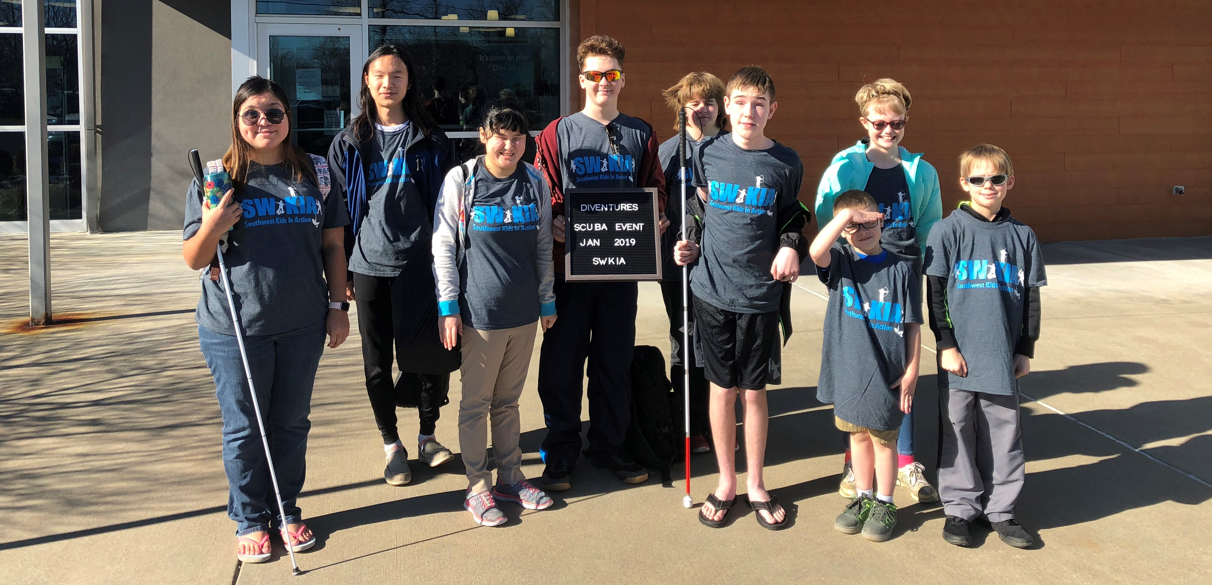 Community Outreach Programs Lighthouse For The Blind